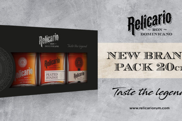 Ron Relicario – Nuevo Triple Pack –
