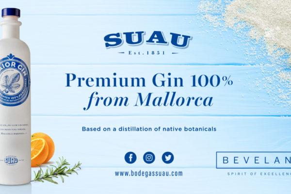 Maior Gin – 100% Gin de Mallorca –