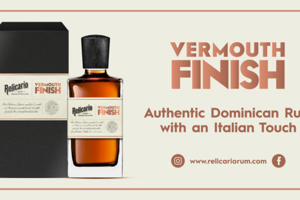 New – Relicario Vermouth Finish –