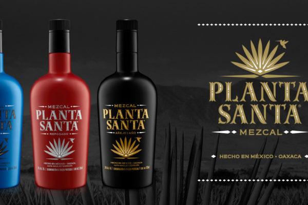 New Mezcal – Planta Santa –